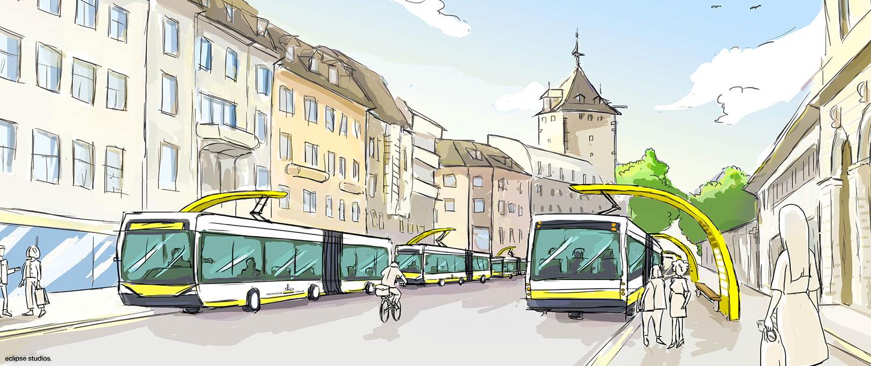 VBSH setzen auf Elektrobusse