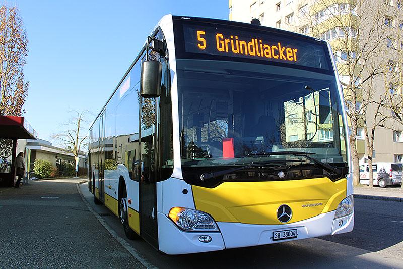 Bus 5 Gründliacker